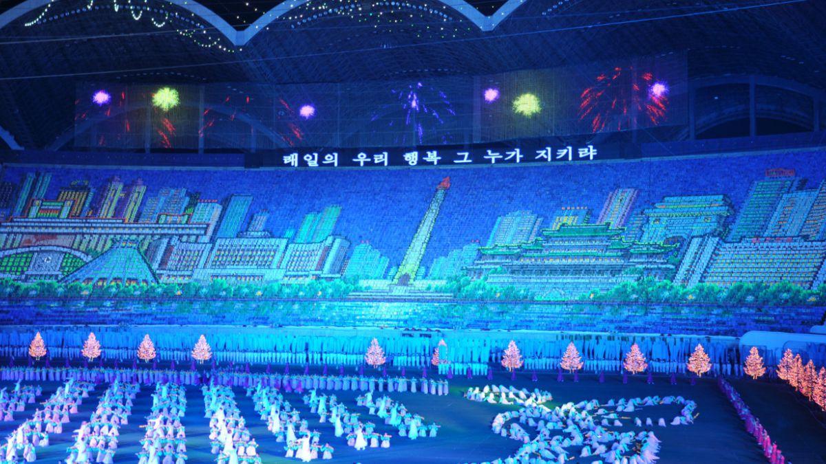 Corea del Norte reabrirá este año el estadio más grande del mundo