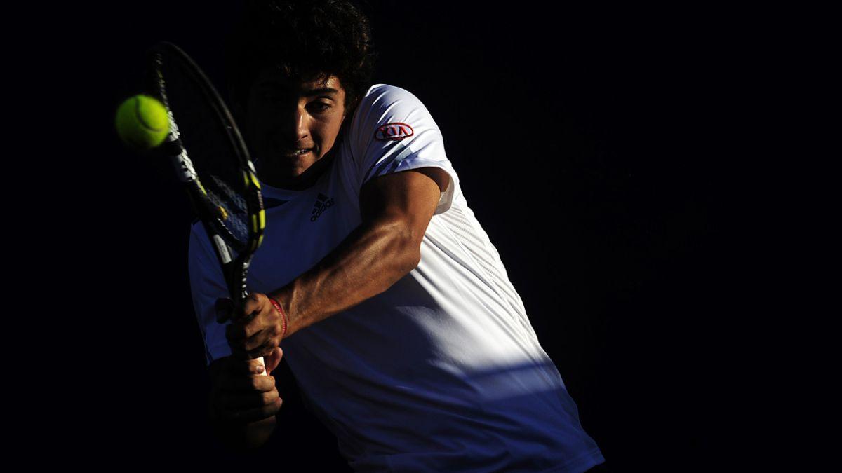 Chile tiene equipo de Copa Davis para enfrentar a Perú