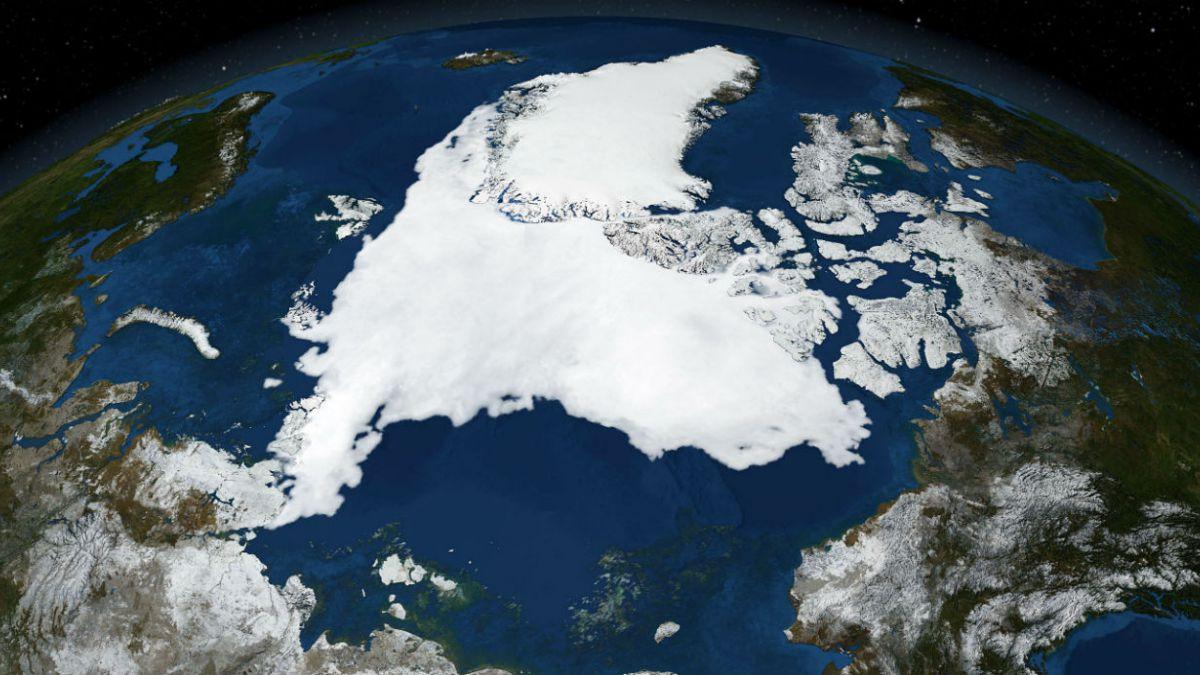 NASA publica panorámica que permite observar todos los rincones del Ártico