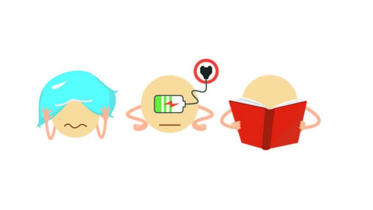 Crean curiosos emojis para gente introvertida