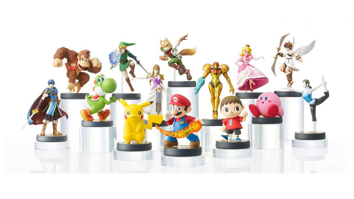 Nintendo vendió más de 5,7 millones de figuritas Amiibo