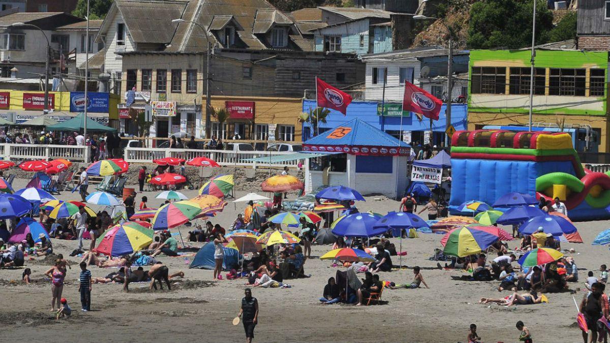 Algarrobo y Cartagena: Balnearios donde más aumentaron robos violentos