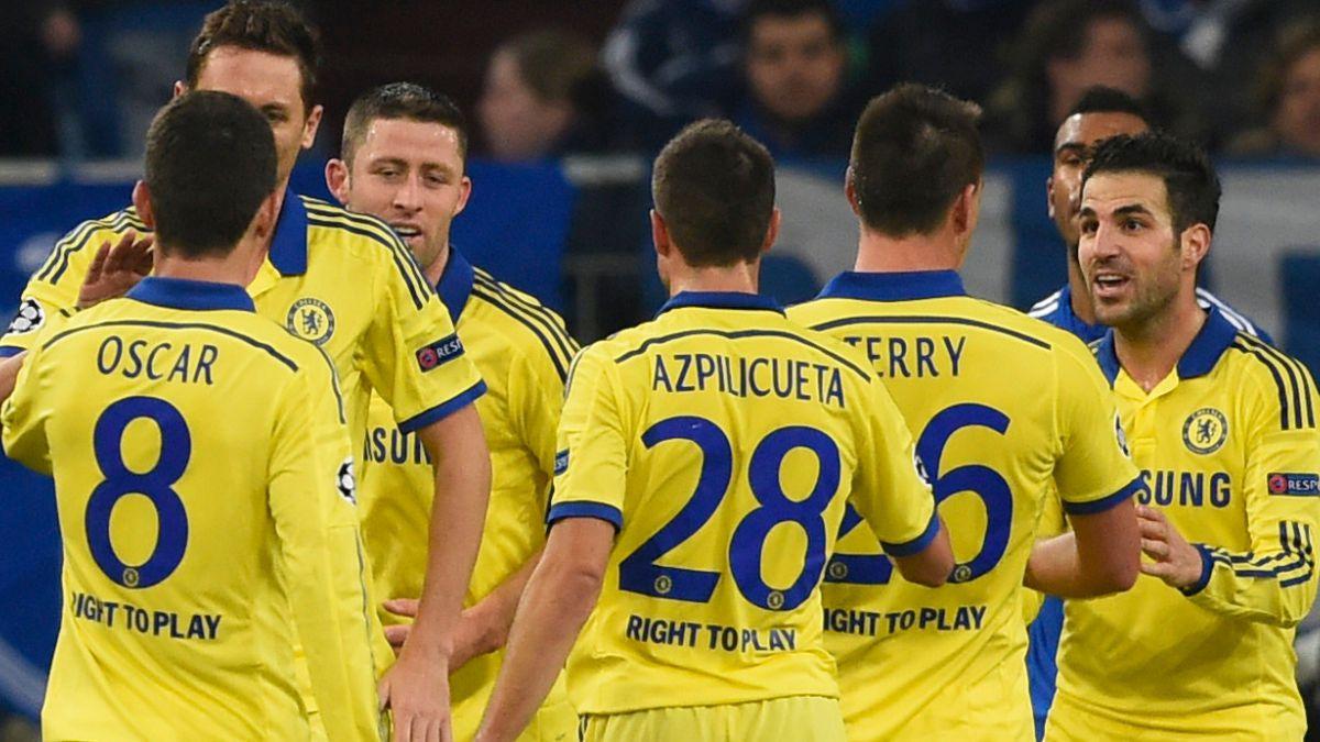 Chelsea condena acto racista cometido por fanáticos en Francia