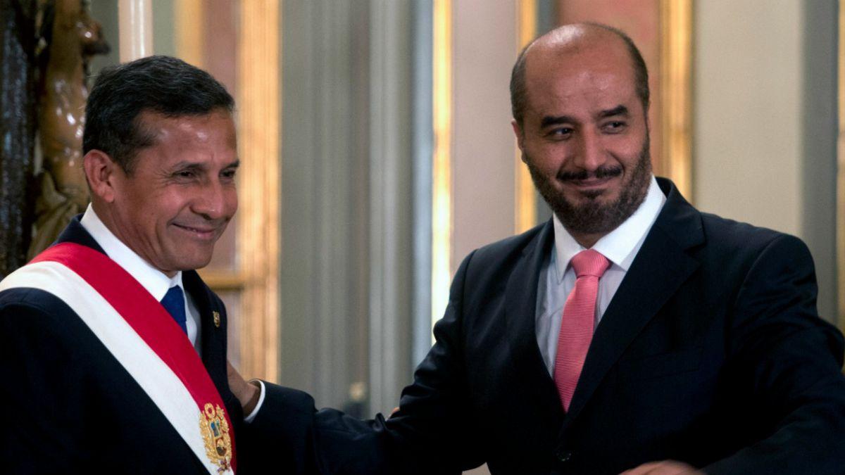 Humala saca a 5 ministros tras alcanzar su más baja popularidad