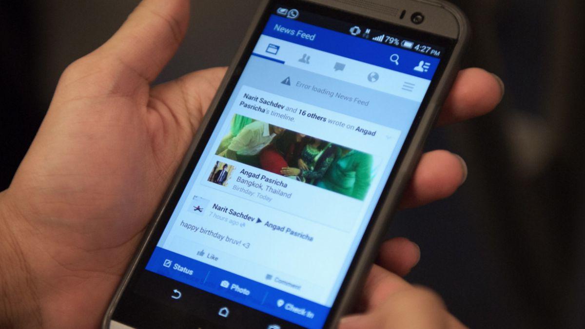 Facebook lanzó herramienta para evitar suicidios