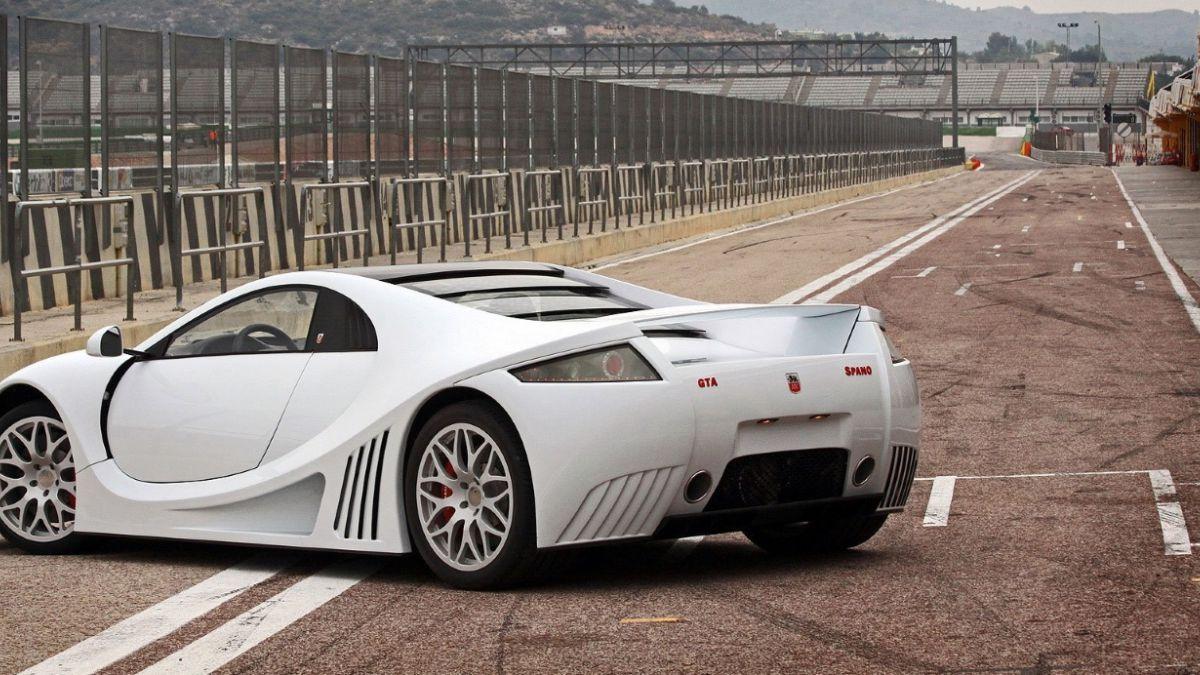 Así es el nuevo auto deportivo hecho de grafeno