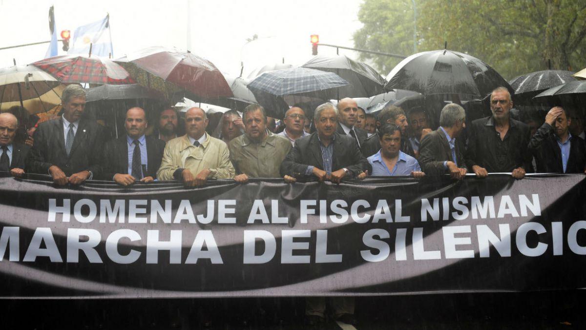Marcha del Silencio por Nisman en Argentina y otras partes del mundo