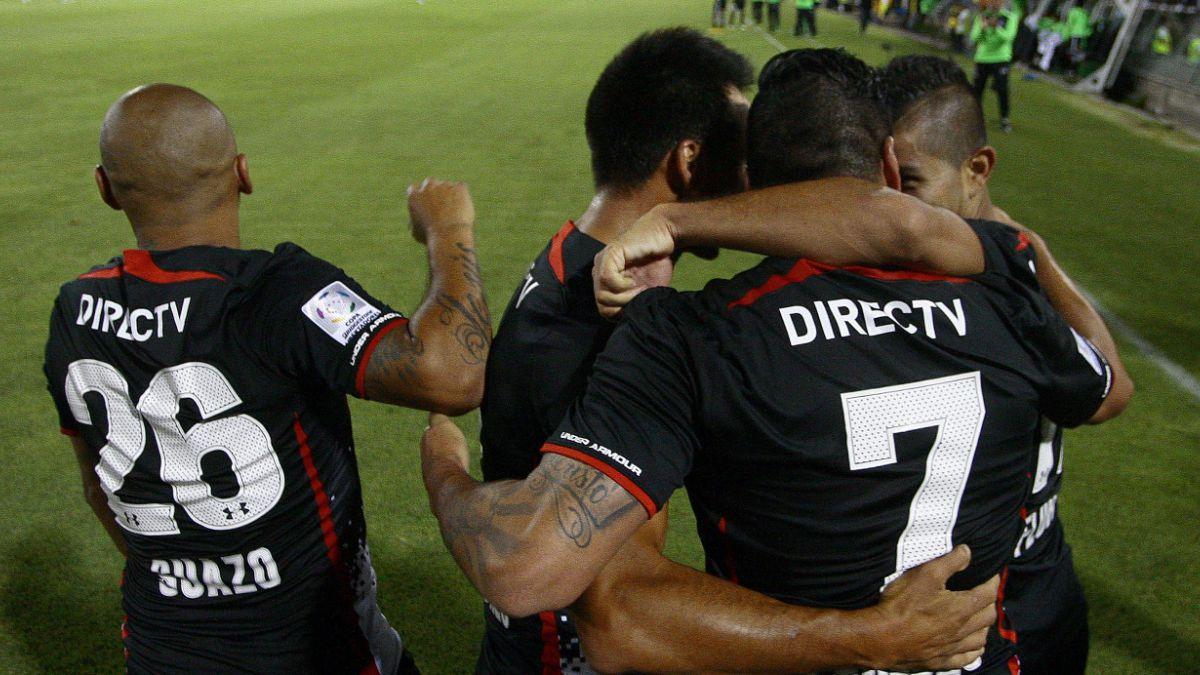 Colo Colo derrotó a Atlético Mineiro en su debut en la Libertadores