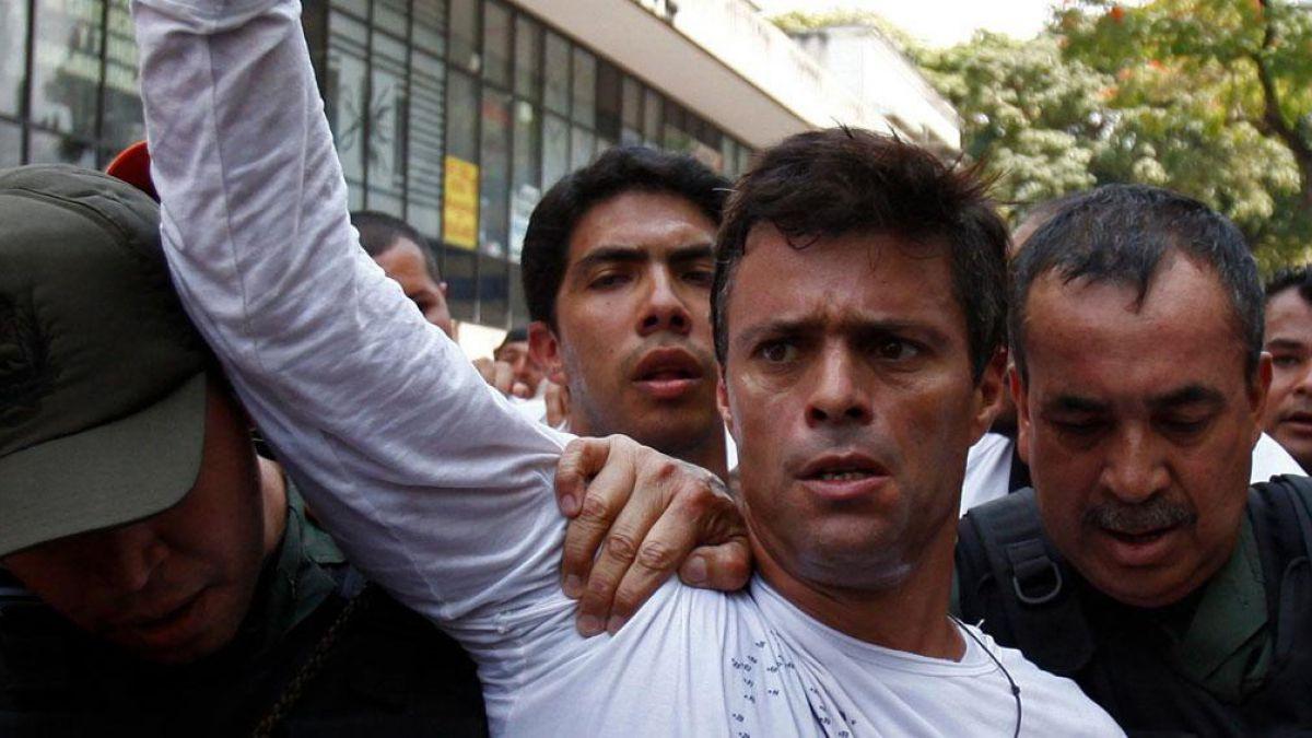 Opositor venezolano Leopoldo López: No es momento de golpes militares, es momento del pueblo