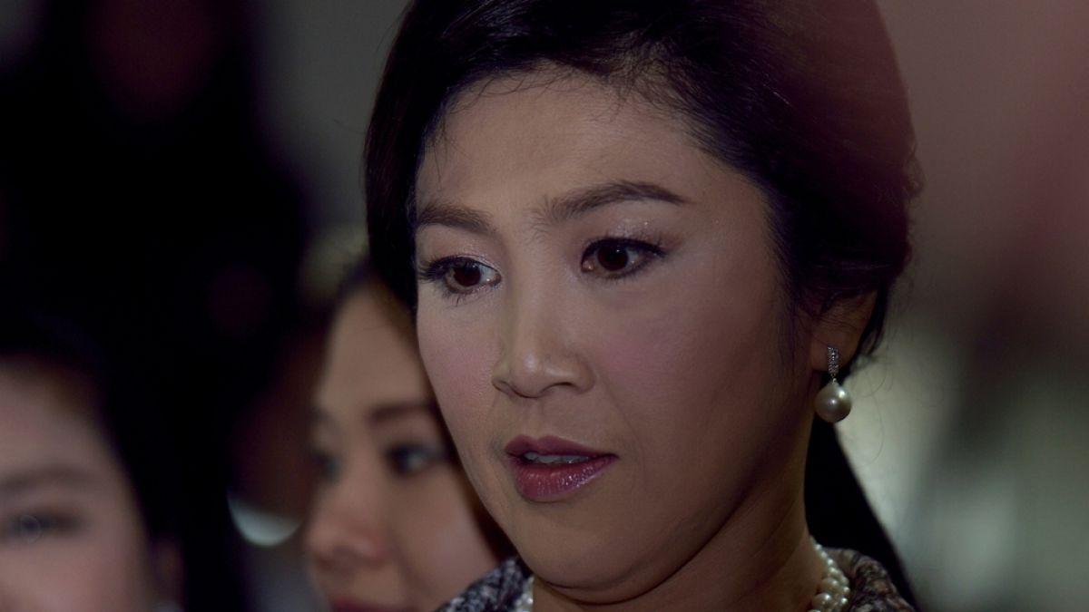 Ex primera ministra tailandesa imputada por corrupción