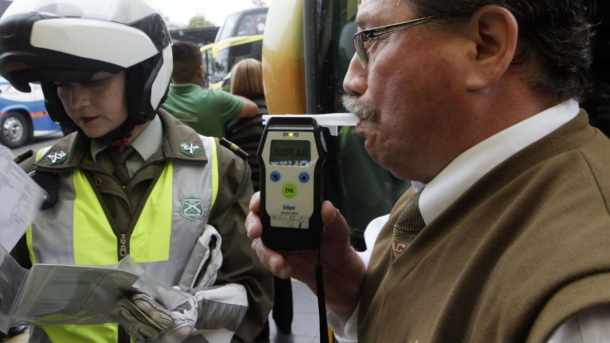 Accidentes protagonizados por conductores ebrios alcanza cifra histórica en 2014