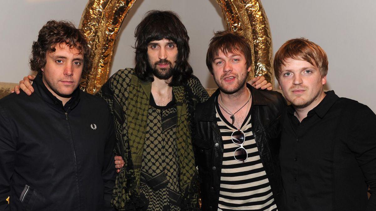 Kasabian, el grupo ganador de los premios NME que arriba a Lollapalooza Chile