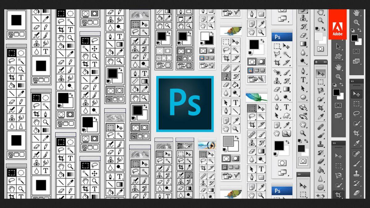 La evolución de Photoshop en sus 25 años de vida