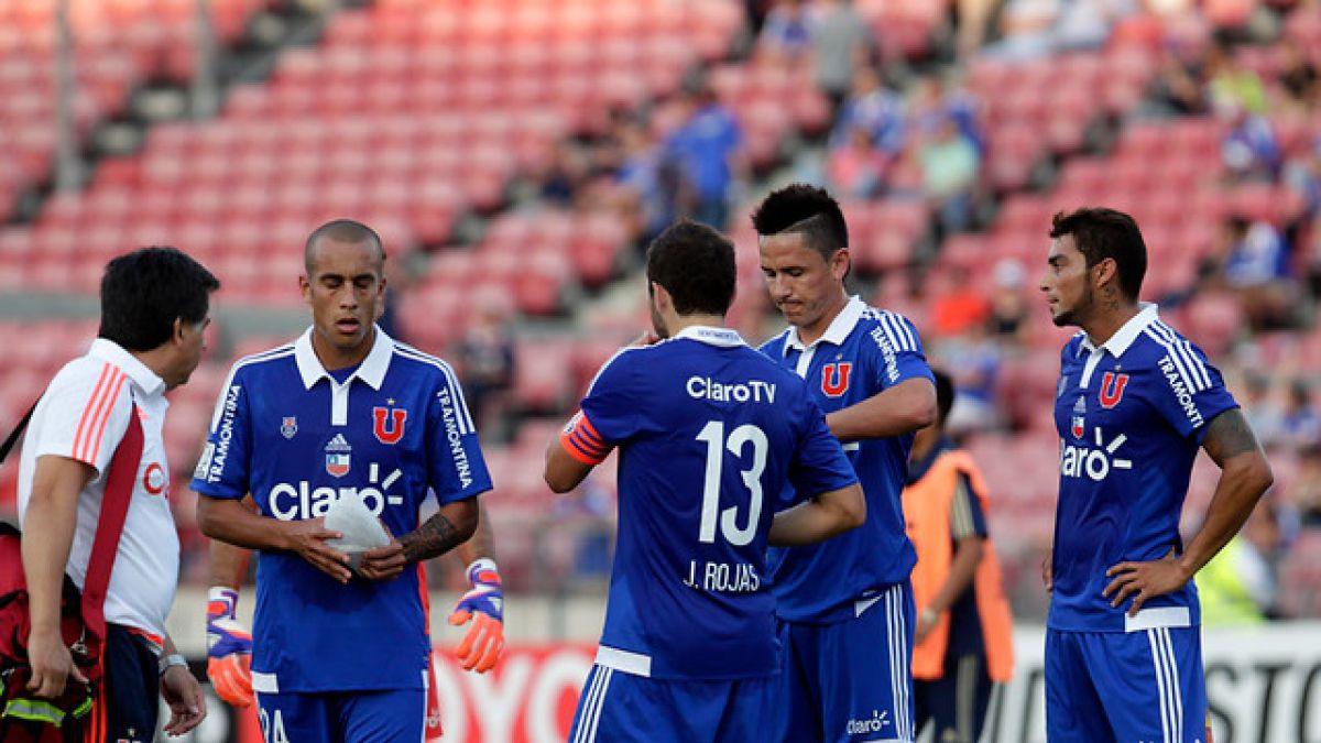 La U quiere seguir con su invicto en Copa Chile