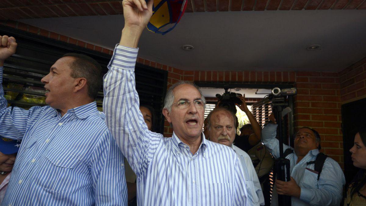 Quién es Antonio Ledezma, el alcalde opositor arrestado por el chavismo