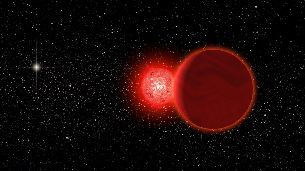 Scholz, la estrella que invadió el Sistema Solar