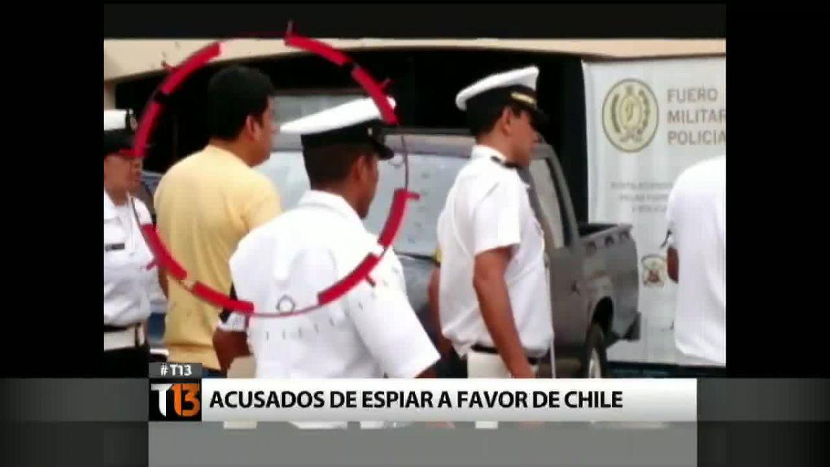 Presunto espía peruano habría operado a 150 metros de la embajada chilena