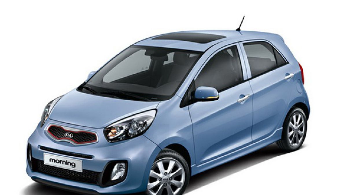 Sernac advierte sobre fallas en modelo de vehículo Kía Morning