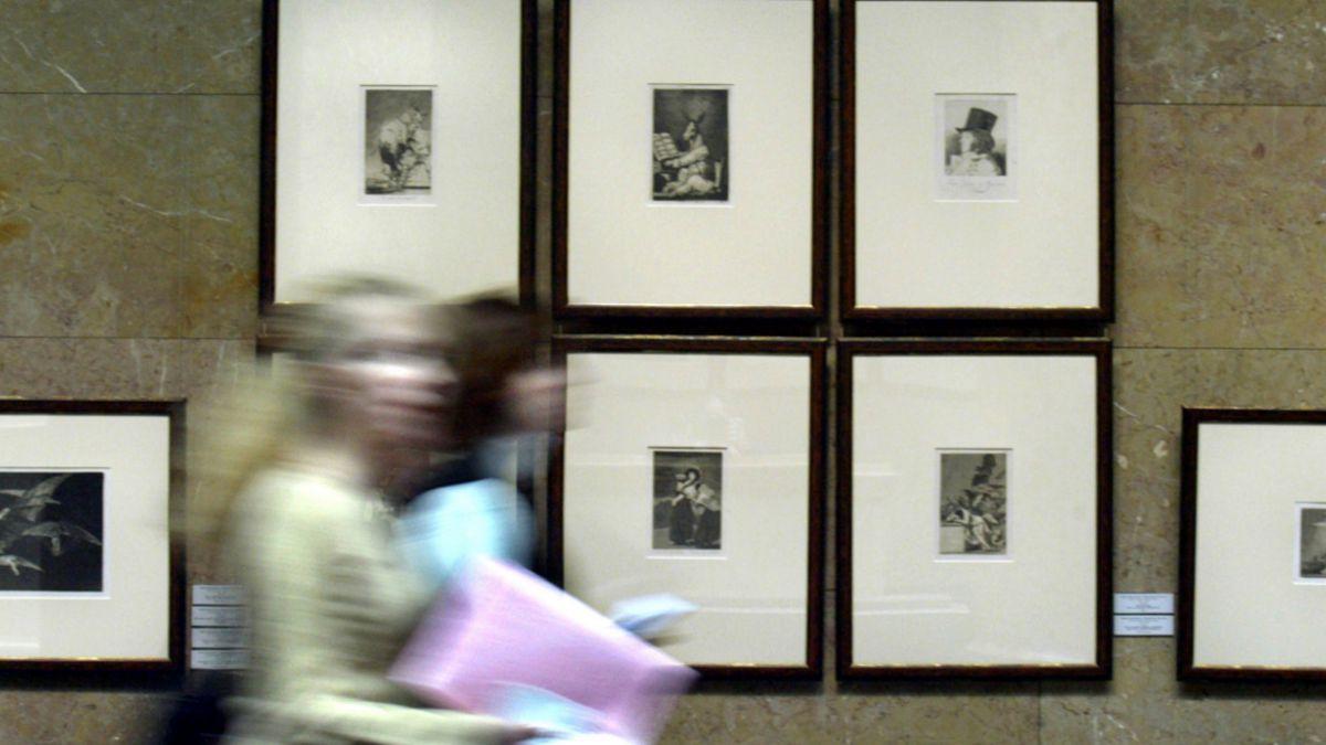 Pagan con dinero fotocopiado a vendedores de Goya falso