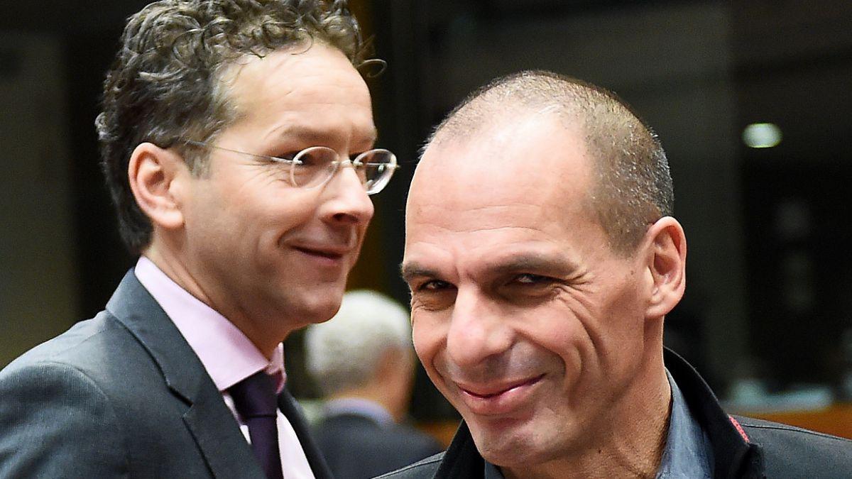 Extienden programa del rescate griego por al menos cuatro meses más