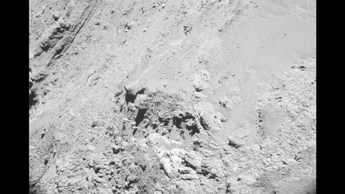 Rosetta quiere despertar a su robot Philae en asteroide