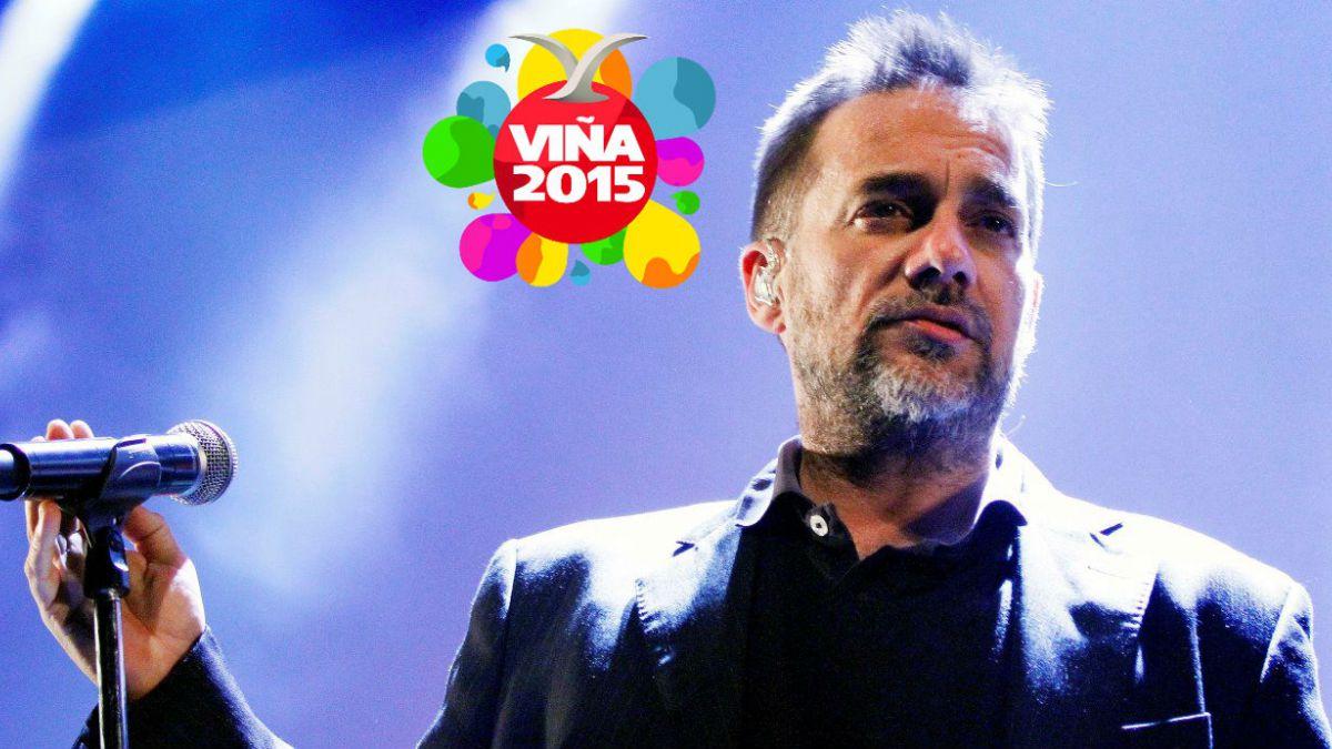 Vicentico, el argentino que llega a enamorar a la Quinta Vergara con nuevos éxitos