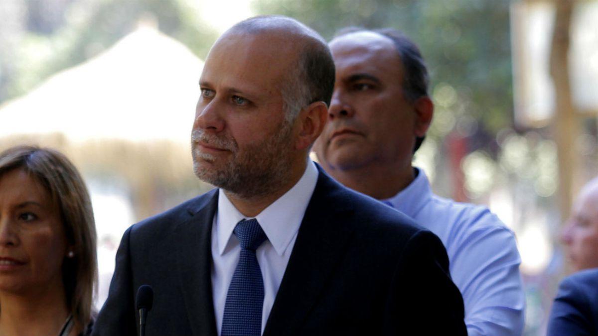 Elizalde: Chile va a analizar la nota que ha enviado el gobierno de Perú