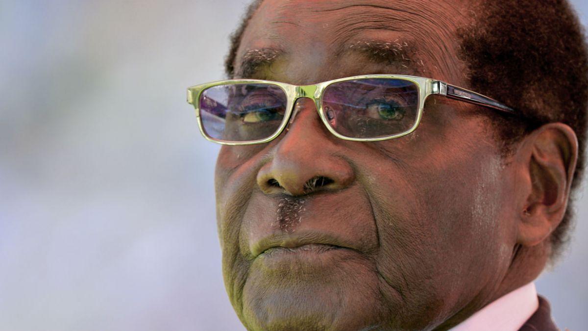 El presidente más viejo del mundo es de Zimbabue y hoy cumple 91 años