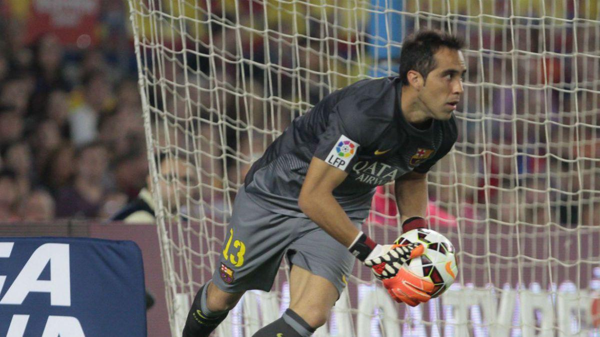 Barcelona con Bravo de titular cae ante el Málaga y pierde oportunidad de ser líder