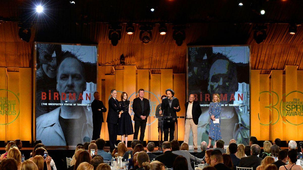 Birdman gana como mejor película en los Independent Spirit Awards