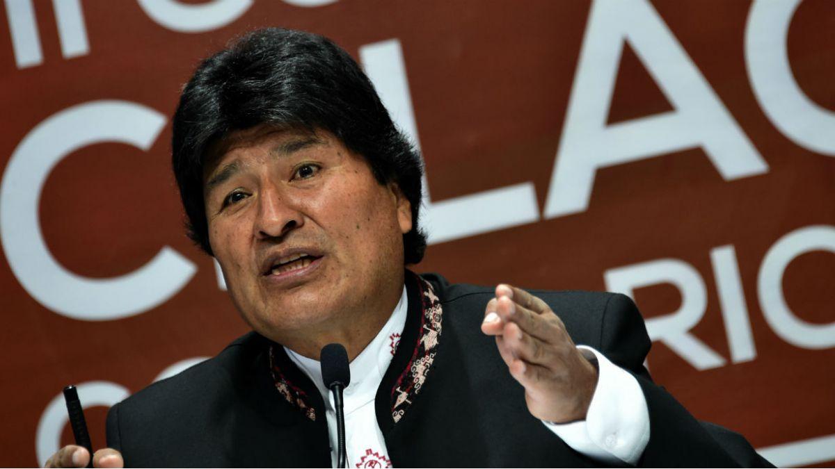 Evo Morales se propone organizar un festival mejor que el de Viña