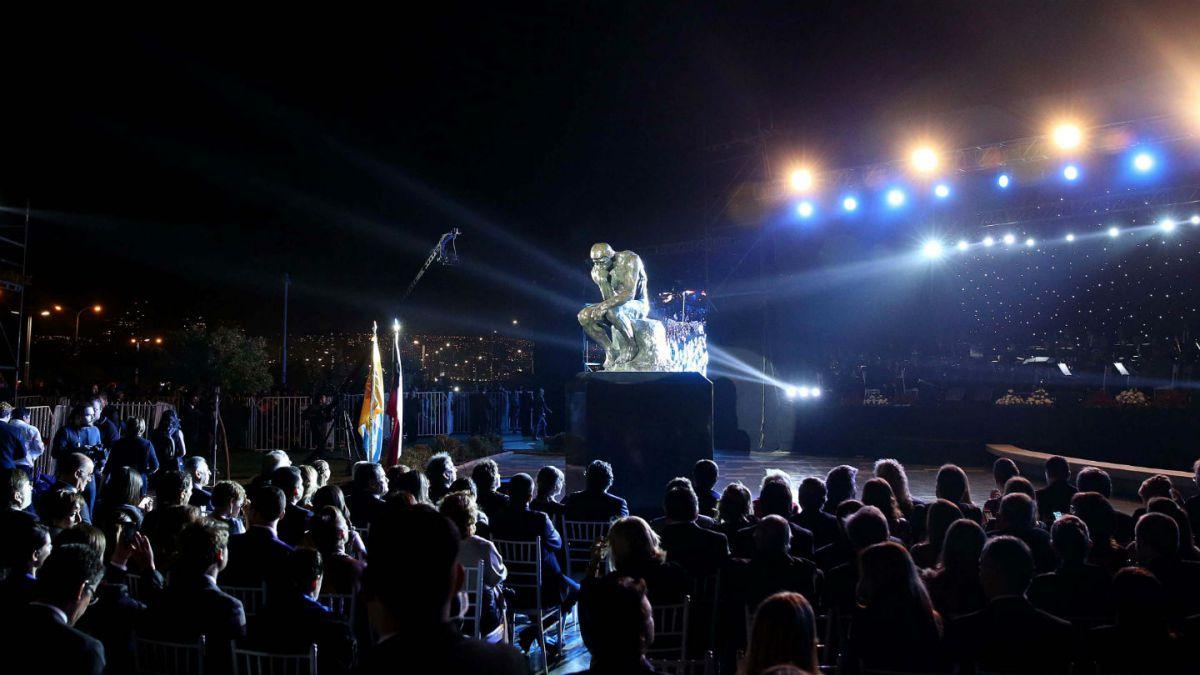 [FOTOS] Así se vivió la gala de Leonardo Farkas