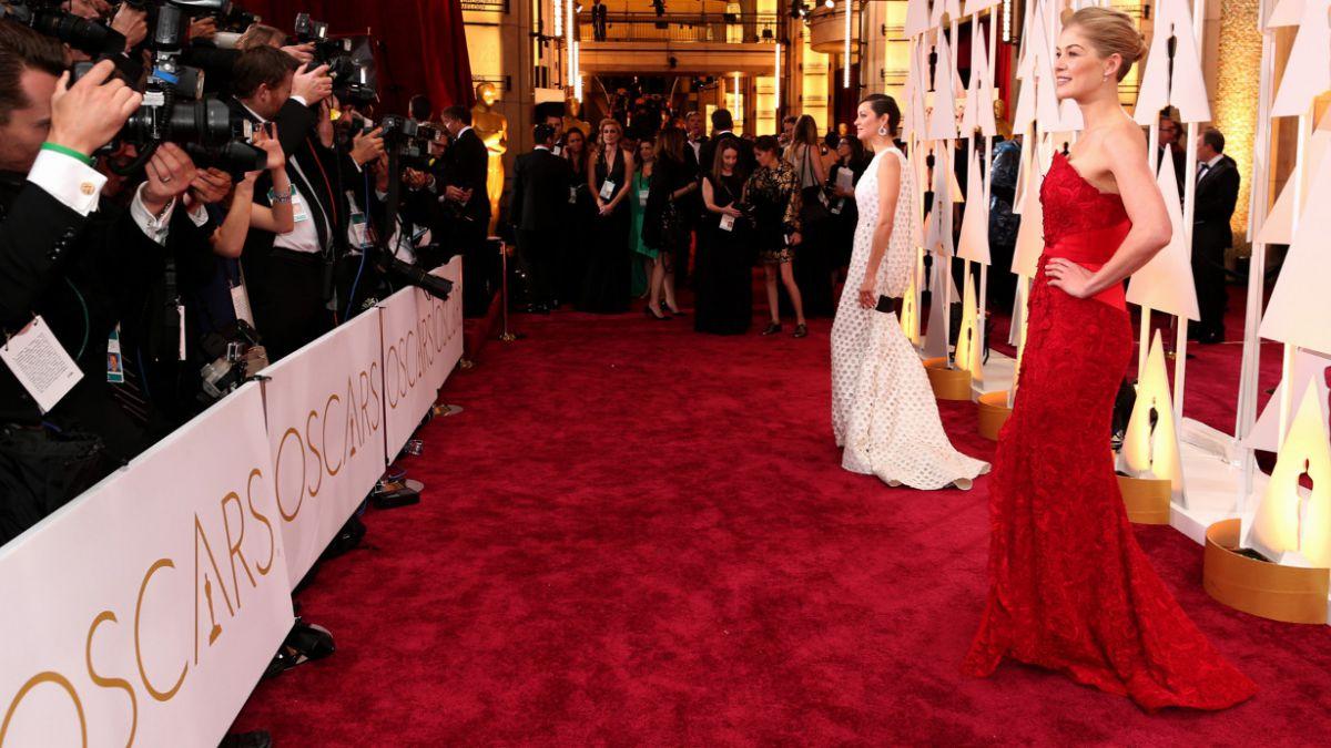 Oscar 2015: 12 de las mejores vestidas de la alfombra roja
