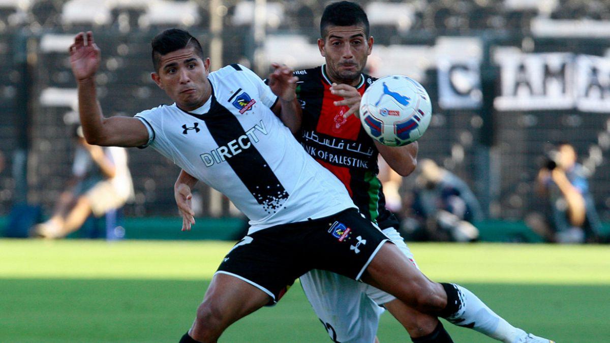 Héctor Tapia destaca actitud del equipo en empate ante Palestino