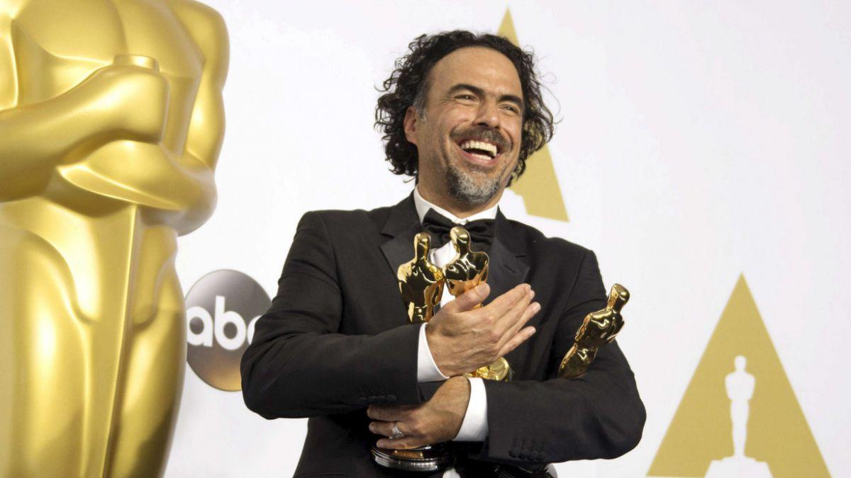 La polémica broma de Sean Penn a Iñárritu en la entrega de los Oscar