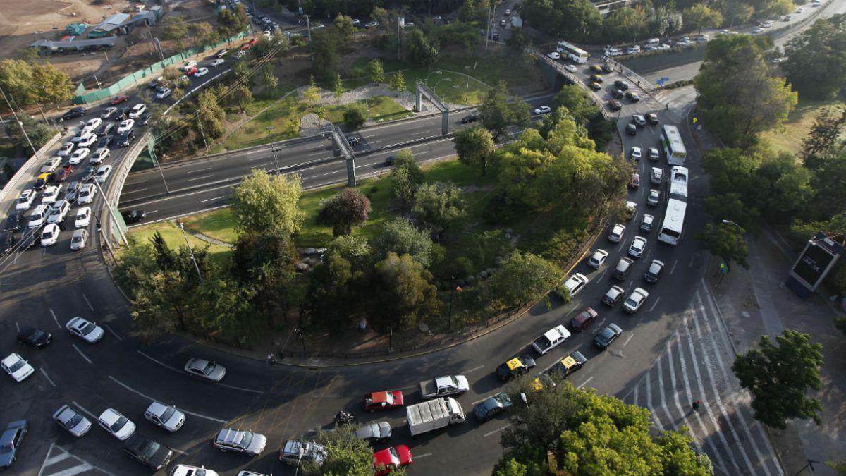 Estos son los cortes de tránsito por trabajos para eliminar rotonda Pérez Zujovic
