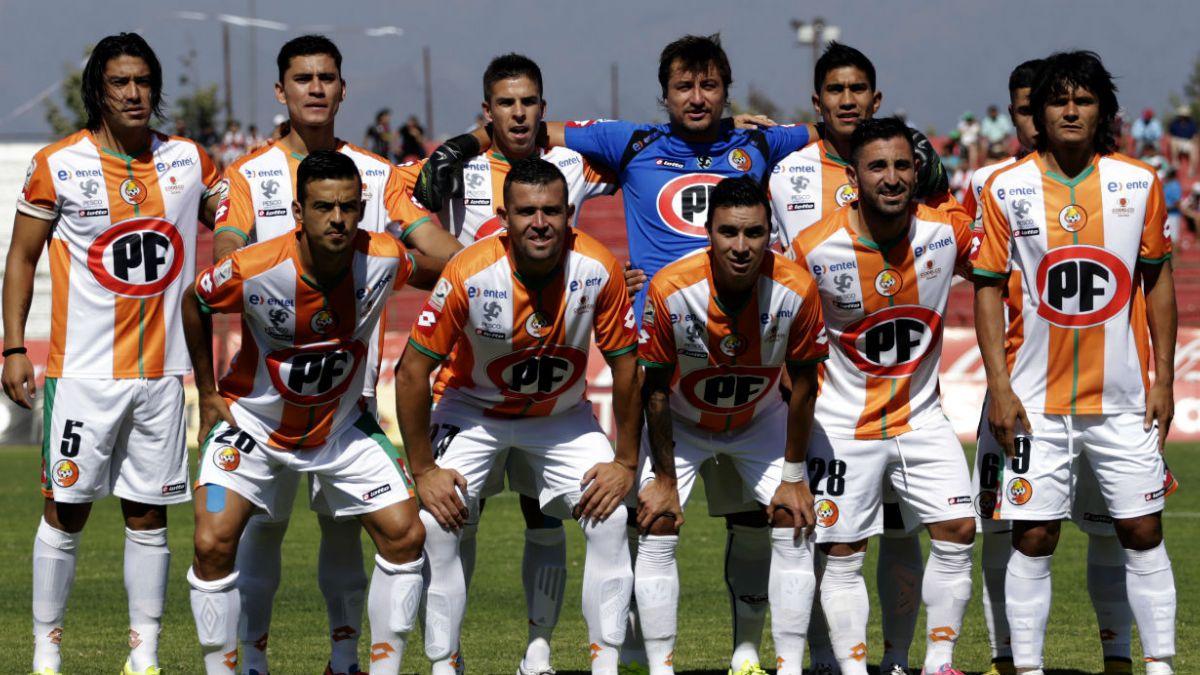 Cobresal seguirá jugando de local en Santiago