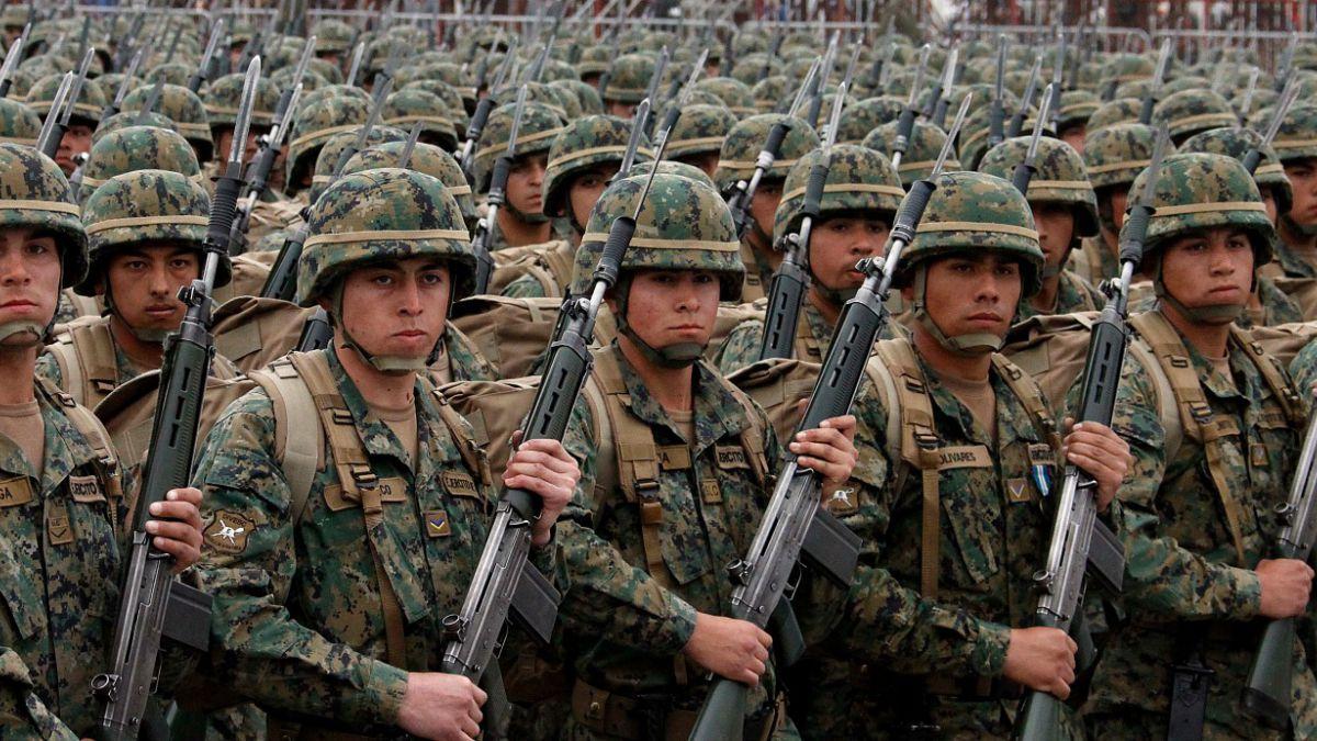 Ejército por fraude: Implicados reconocieron su participación