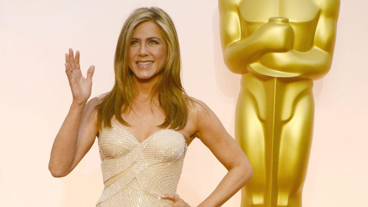 El curioso abrazo de Jennifer Aniston y otros momentos de los Oscar