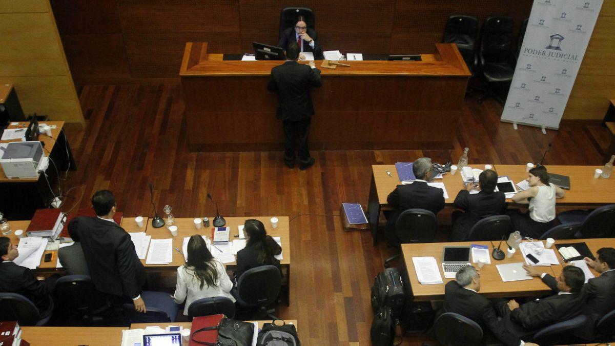 Tribunal condena a tres de los imputados por el fraude al FUT