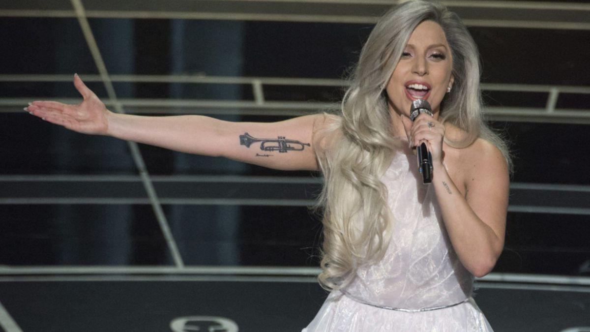 Lady Gaga estará en los Oscar 2016
