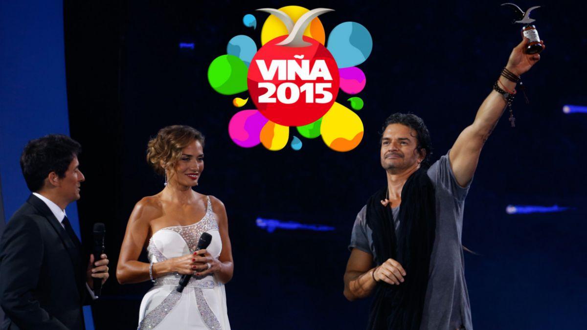 Viña 2015: Ricardo Arjona cautiva a la Quinta con sus éxitos más conocidos
