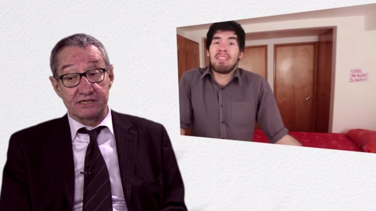 [VIDEO] Crítico español carga contra soy Germán y los Youtubers