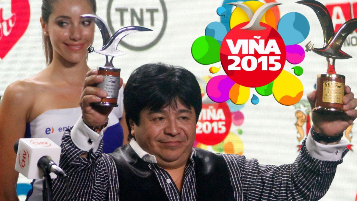 Viña 2015: Centella visitará tumba de Felipe Camiroaga tras triunfal debut