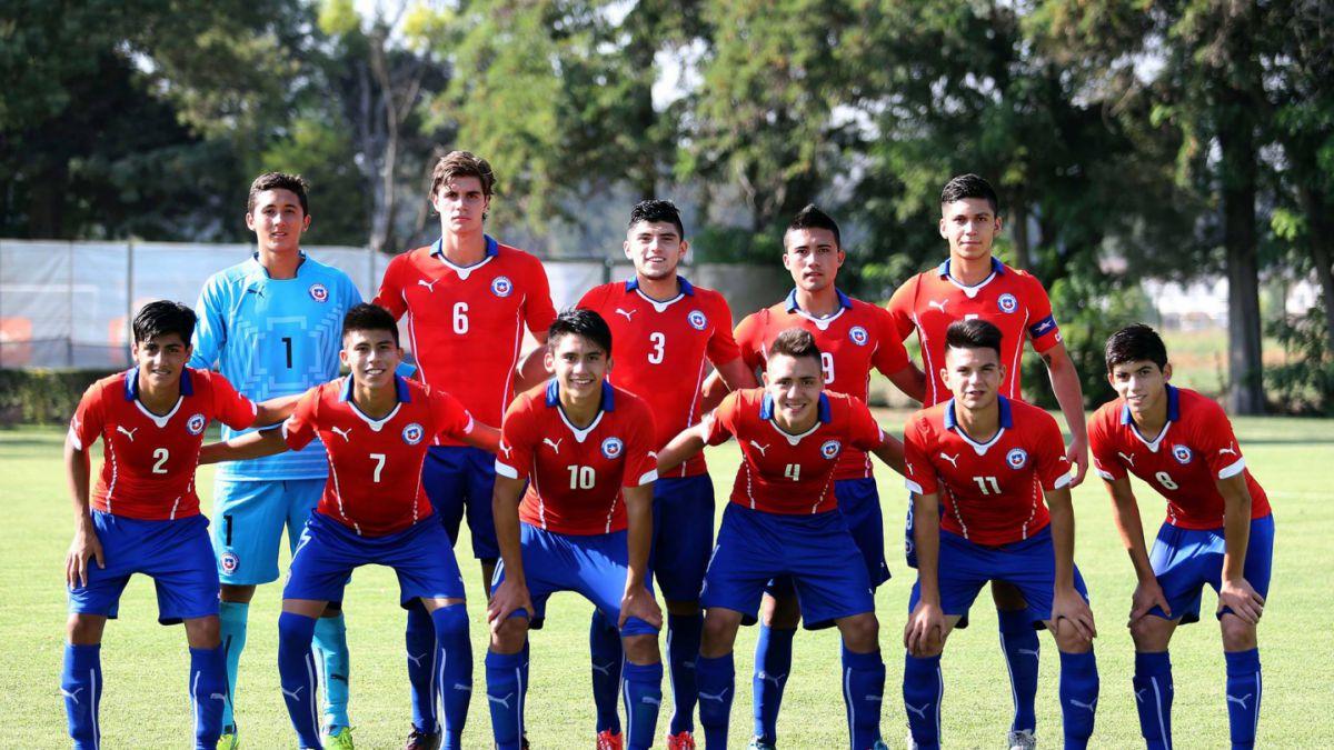Conoce los elegidos de Chile para el Sudamericano Sub 17 de Paraguay