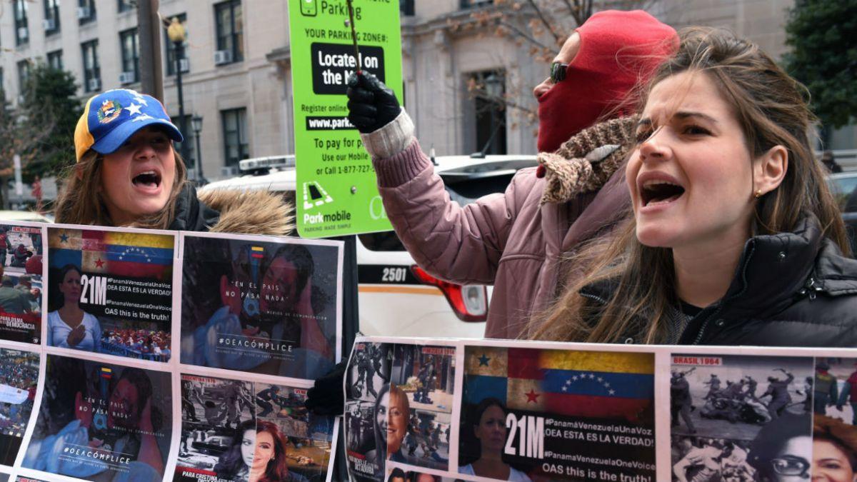 CIDH expresa profunda preocupación por situación en Venezuela