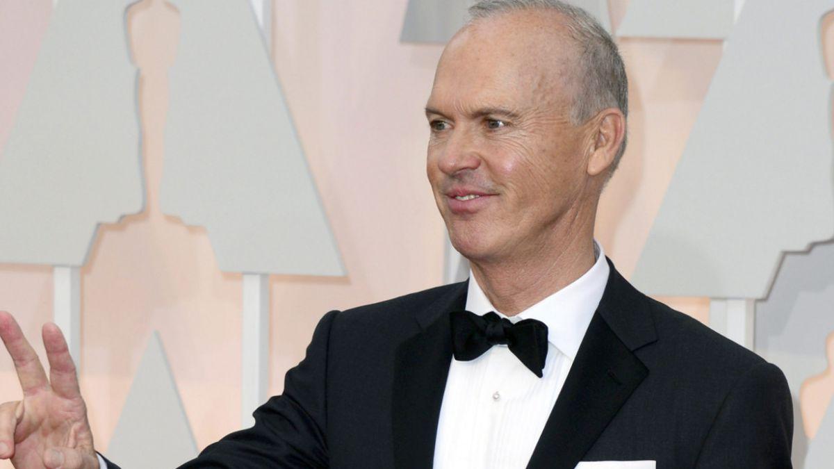 El triste momento que protagonizó Michael Keaton en los Oscar 2015