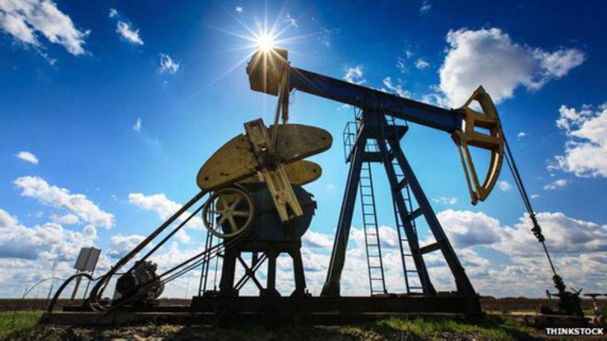 Petróleo cierra en baja en Nueva York, a 59,15 dólares el barril