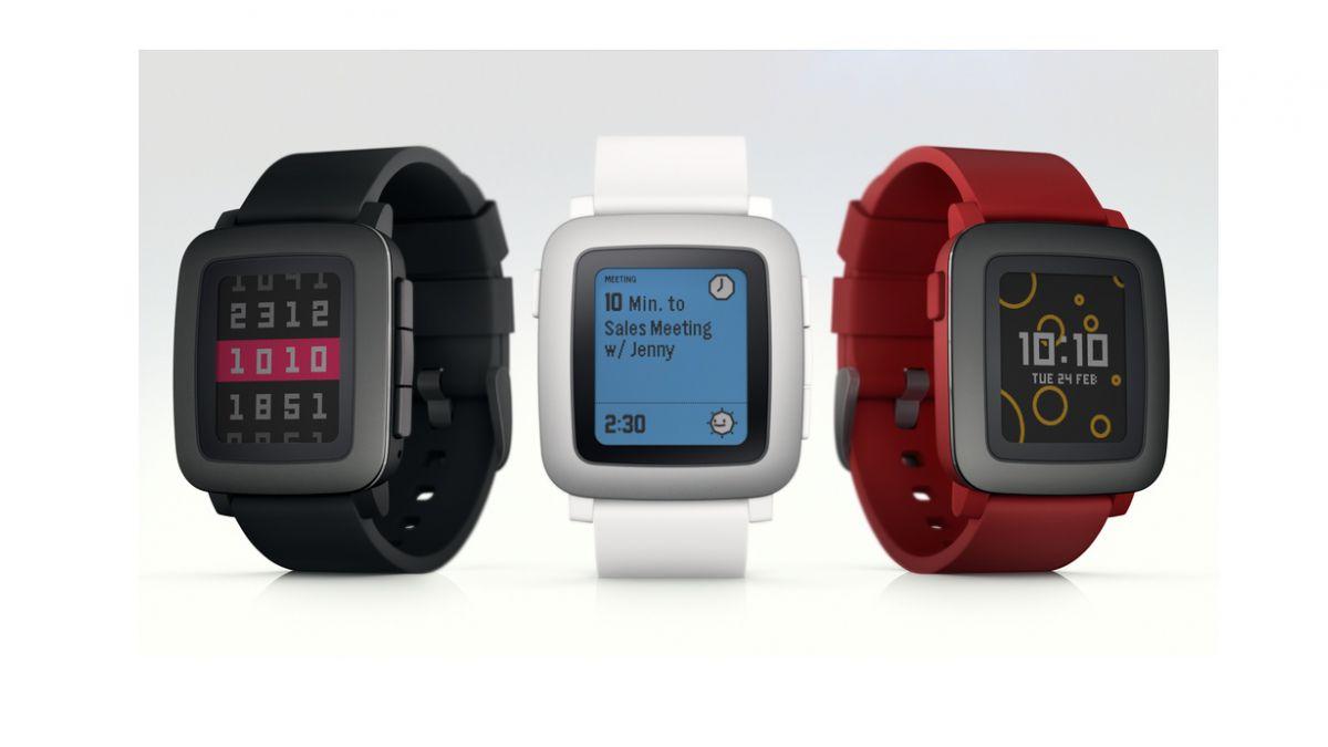 Nuevo reloj Pebble recaudó más de un millón de dólares en media hora