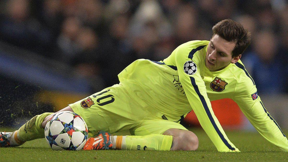 [VIDEO] Así fue el penal que perdió Messi